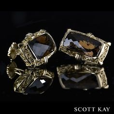 #ScottKay #cufflinks #luxuryjewelry