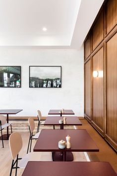 Follscap creates sculptural banquette as a centrepiece at Highroad restaurant in Canberra Architecture Restaurant, Restaurant Interior Design, Cafe Interior, Interior Exterior, Interior Architecture, Restaurant Interiors, Brewery Interior, Restaurant Seating, Hotel Restaurant