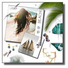 """Palm Leaf Print High Neck Bikini"" by tjuli-interior ❤ liked on Polyvore featuring Luxo, Syna, Giuseppe Zanotti and Christian Dior"