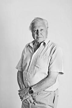 Sir David Attenborough - Presenter, pioneer, legend