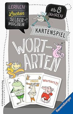 Mit dem Spiel Wortarten bildet man mit vorgegebenen Wörtern phantasievolle Sät… With the game word types you can create imaginative sentences with given words. This game can be played from the age of Languages Online, Sketch Notes, Teaching Writing, Educational Activities, Education Quotes, Early Childhood, Bullying, I Am Awesome, Homeschool