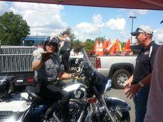 Brian T, of Alexandria motor squad, former MRC instructor. Fairfax County, American Motors, Men In Uniform, Cops, Alexandria, Rodeo, Squad, Police, Law Enforcement