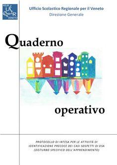 Quaderno operativo DSA Adhd, Special Education, Storytelling, Opera, Preschool, Teaching, Logos, Kids, Studio