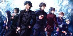 Fate/Zero Masters
