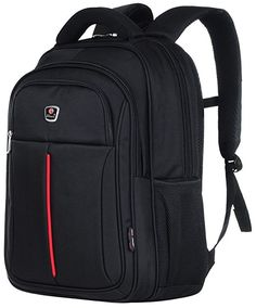 Taikes Laptop Backpack Up To 17 Inch Computers Accessories