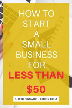 Are you looking for great online busiiness ideas to start? Well, I've got one of the best online business ideas for you right here. It's super simple to start and the best part is, you won't require more than $50 to start this awesome small business. Check out my blog post to see how you can start your own small business (blogging) and be on your way to a more financially free life!