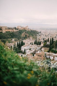 Alhambra, Spain - Free People Blog