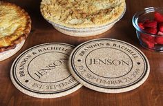 GroopDealz | Personalized Large Kitchen Hot Pads - Jenson Style #groopdealz #personalized #hotpads