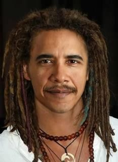 He's the President, Mahn, and he's got my vote (if he rolls me a ganja splif)