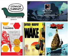 Episode 32!  http://www.comicstherapy.com/2014/03/episode-32-in-crowd.html