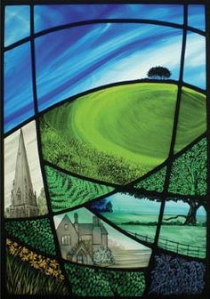 How to make Stained Glass – Art Masterclass