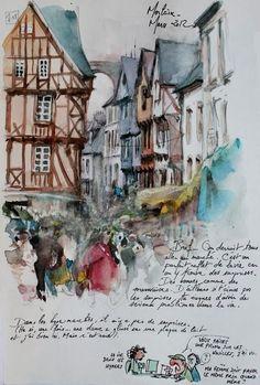 Morlaix - Mars 2012 - Finistère: