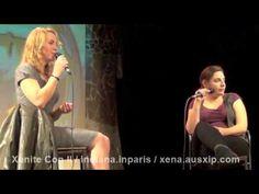 Xenite Con II - Renee O'Connor, Hudson Leick and Jennifer Sky