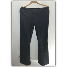 The Limited Denim Trouser The Limited Sexy Drew Fit Black Denim Trouser Size 10 The Limited Pants Trousers