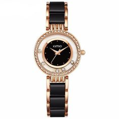 Cheap diamond boot, Buy Quality diamond wig directly from China clock japan Suppliers: KIMIO Pearl Scale Crystal Diamond Rolling Bracelet Women's Watches Brand Luxury Fashion Ladies Watch Women Quartz-watch Clock Diamond Quartz, Crystal Diamond, Cartier, Cool Watches, Women's Watches, Cheap Watches, Quality Diamonds, Watch Brands, Stainless Steel Bracelet