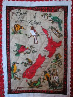 1000+ images about New Zealand Nature Quilt on Pinterest Layer cake quilts, Quilt and New zealand