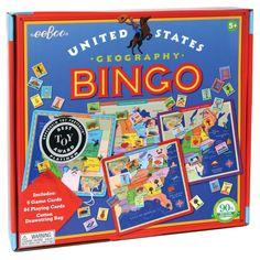 U.S.A. Bingo Game, Bingo Sets