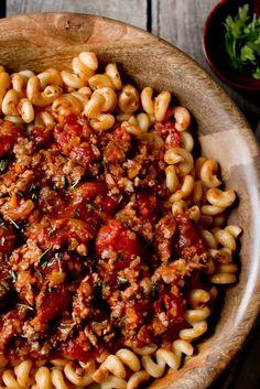 NYT Cooking: Meat sauce is one of the recipes many American home cooks start with. It seems so easy; brown some hamburger, pour in a jar of marinara, and presto! Meat sauce. Not so fast, friends. Made that way, your sauce may be thin-tasting, sour, sweet, or — worst of all — dry and chewy. Meat sauce with deep flavor and succulent texture isn't harder to make; it just needs more time and a low flame. This r...