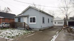 FOR SALE!  New listing in Flint at 1035 Pettibone Ave.  3 bedroom ranch has newer furnace, new main window in family room and completely updated bathroom.  Close to expressways for commuting.  Only $21,000.  Make an offer!