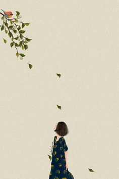 Drawing Nature Girl Flower 34 Ideas For 2019 Kawaii Wallpaper, Cute Wallpaper Backgrounds, Cartoon Wallpaper, Cute Wallpapers, Wallpaper Desktop, Screen Wallpaper, Nature Wallpaper, Phone Wallpapers, Mobile Wallpaper