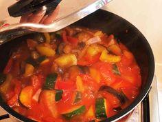 とても簡単!トマト缶で!絶品ラタトゥユの画像