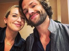 Briana Buckmaster@OfficialBrianaB Happiest of birthday goes out to this beautiful man who always manages to say the exact thing to me that I need to hear. Thank you for being such tremendous support for me and so many others. Love you @jarpad ❤️