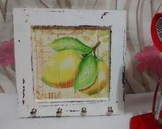 Porta Chaves Frutas