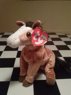 7ca42b52ee3 That one beanie babie I never got and always wanted! Ty Beanie Baby Babies -
