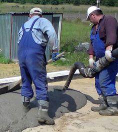 Working Men, Felt Boots, Big Men