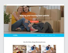"Check out new work on my @Behance portfolio: ""Moving Company Website Template on Bheance @jitu"" http://be.net/gallery/44980989/Moving-Company-Website-Template-on-Bheance-jitu"