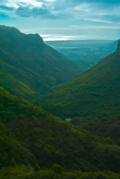 Valley in Mauritius (http://www.facebook.com/BeautyOfMauritius)