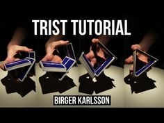 TRIST by Birger Karlsson | Cardistry Tutorial | Fontaine Cards - YouTube