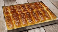 Bakery Recipes, Cooking Recipes, Kiflice Recipe, Macedonian Food, Kolaci I Torte, Croatian Recipes, Savoury Baking, Food N, No Bake Cake
