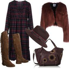Country  outfit donna Ethnic per tutti i giorni  967461556b26