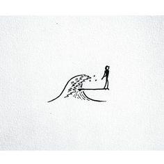 S A T U R Ý A Ý | cute doodles by @david_rollyn happy long weekend lovers!! x