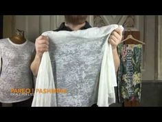 TT-Shirt | Pareo - Pashmina - YouTube