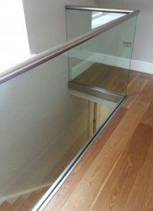 Frameless Glass Balcony Balustrade System JBNFix - All About Balcony