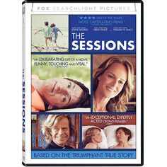'The Sessions' comes to DVD and Blu-ray on Tuesday, February 12, 2013. Cast:  Helen Hunt,  John Hawkes,  William H. Macy,  Moon Bloodgood,  Annika Marks,  Adam Arkin
