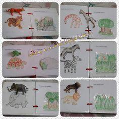 Elifce Bebek Oyunları ve Hobi: hayvanlar figürleri ile eşleştirme
