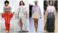 The 8 Most Wearable Spring 2017 Runway Trends