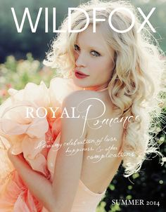 wildfox couture summer 2014 collection1 Queeny + Camilla Star in Wildfox's Dreamy Summer 14  Shoot by Mark Hunter