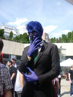 41 Best Beast xmen costume reference images | X men, Xmen ...