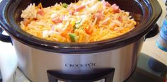 Crock Pot Cheesy Hash Browns