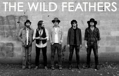 The Wild Feathers - met and listened to these guys up close in Indy yesterday - AMAZING acoustic set.  Watch for them!