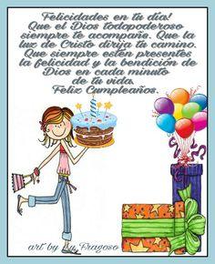 Happy Birthday Niece, Happy Birthday Ecard, Happy Birthday Video, Birthday Greetings, 70th Birthday, Spanish Birthday Wishes, Happy Birthday Wishes Photos, Happy Birthday Messages, Christian Birthday Cards