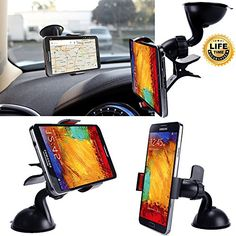 News Cell Phone Holder for Car Windshield by Marrgon, 360 Degree Adjustable - LIFETIME GUARANTEE   buy now     $24.99 Cell Phone Holder for Car Windshield  Enhance Your Safety and Driving Experience Now!   • Anxious for not being able to safe... http://showbizlikes.com/cell-phone-holder-for-car-windshield-by-marrgon-360-degree-adjustable-lifetime-guarantee/