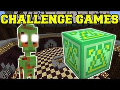 Minecraft: UFO ALIENS CHALLENGE GAMES - Lucky Block Mod - Modded Mini-Game