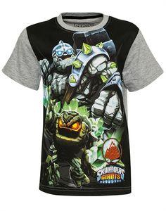 Skylanders Giants, T-paita, koko 130 cm. Lassi, Skylanders, Mens Tops, T Shirt, Fashion, Supreme T Shirt, Moda, Tee, La Mode