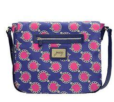 Juicy Couture Starter Bracelet Print Nylon Messenger Bag, Royal Blue Multi Juicy Couture http://www.amazon.com/dp/B00SZ4TTWS/ref=cm_sw_r_pi_dp_iooZub0AXF781