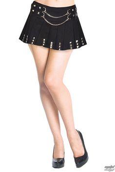 sukně dámská VOODOO VIXEN - Black